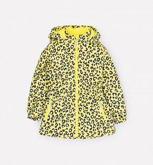 Куртка демисезонная утепленная для девочки Crockid ВК 32096/н/2 УЗГ