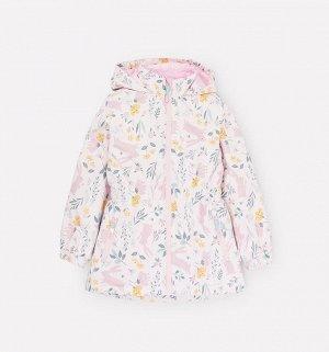 Куртка демисезонная утепленная для девочки Crockid ВК 32096/н/5 УЗГ