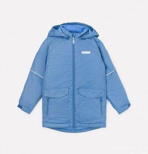 Куртка демисезонная утепленная для мальчика Crockid ВК 30083/1 ГР