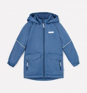 Куртка демисезонная утепленная для мальчика Crockid ВК 30083/2 ГР
