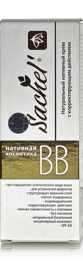 Пробник Сашель BB Корректирующее действие, устранение дефектов