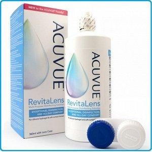 Раствор для контактных линз ACUVUE RevitaLens 300 ml