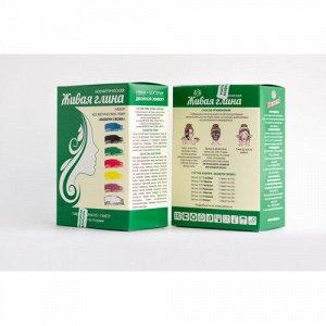 Набор косметических глин серии Ветом, 7 видов глин