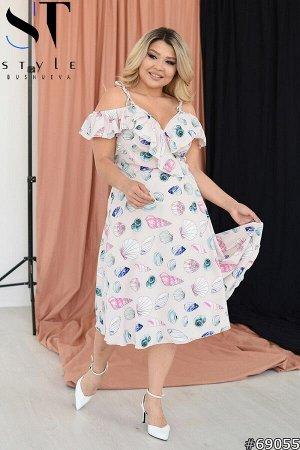Платье 69055