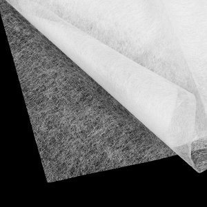 Паутинка клеевая, 23 гр/кв метр, 112 * 50 см, цвет белый