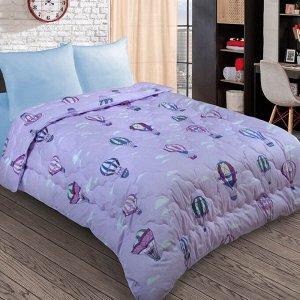 Одеяло перкаль- 1.5 с детским рисунком