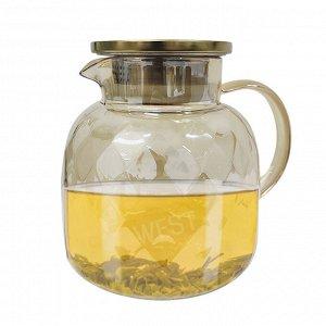 Заварочный чайник Tea & Pot / 1400 мл