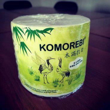 Газовое оборудование Корея и туалетная бумага Kamorebi — Туалетная бумага Kamorebi