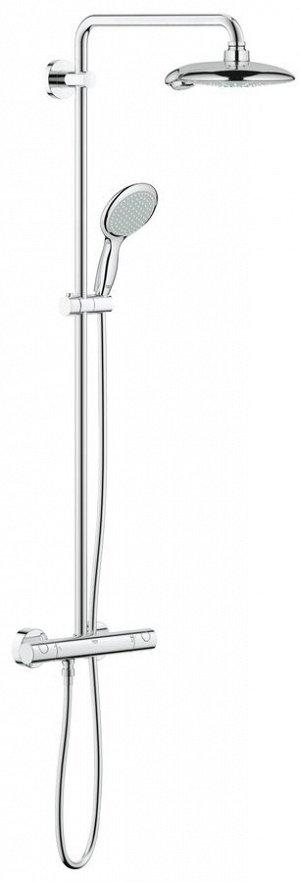 Душевая система с термостатом Grohe Euphoria Power&Soul 190 (26186000)