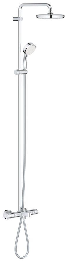 Душевая система с термостатом Grohe Tempesta Cosmopolitan 210 для душа/ванны (26223001)