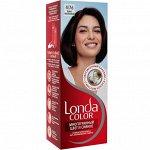 LONDA COLOR Стойкая крем-краска для волос 4/76 Темно-каштановый