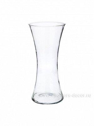 Ваза Эмджей-9  D 11;5 х H 25;3 см стекло