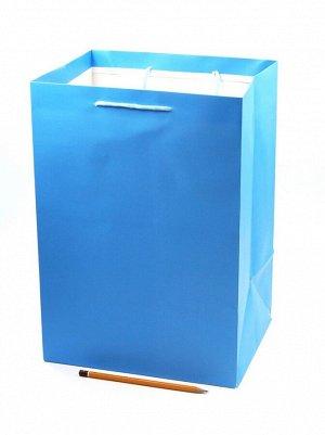 Пакет ламинированный Однотонный 26.5 х 38 х 21 см цвет микс HS-54-2, HS 54-48
