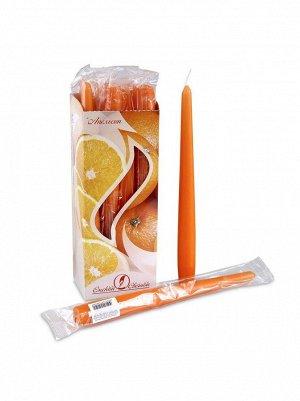 Свеча античная арома Апельсин 1 шт
