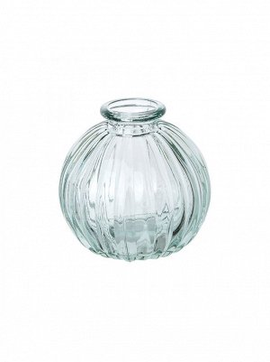 Ваза стекло Джайв D8.5 хН8;5 см цвет прозрачный