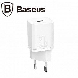 Сетевое зарядное устройство Baseus Super Si Quick Charger 1C 20W
