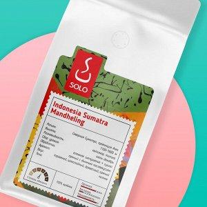 Кофе Индонезия Суматра Манделинг,  100г