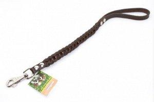 Водилка плетеная кожаная 16мм (55см)