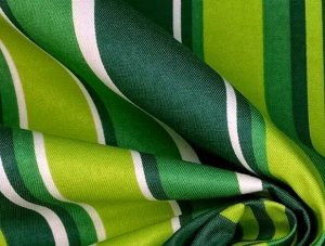 Ткань Universal полоса Зелёно-Салатовая