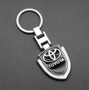 Стильный металл брелок для авто ключей TOYOTA