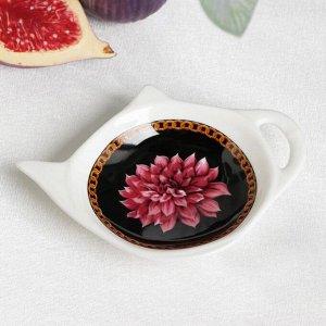 Подставка под чайный пакетик Magistro «Бернардо», 12?8,4?1,5 см