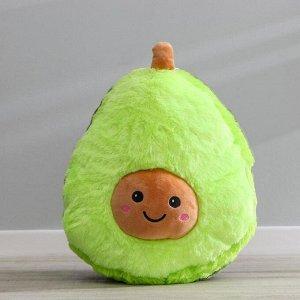 Мягкая игрушка-подушка «Авокадо», 50 см