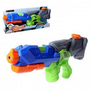 Водный пистолет «Луч», цвета МИКС