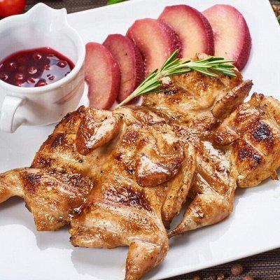 Ваша любимая заморозка, много новинок — Курица подложками