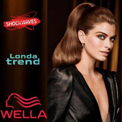 Краски и стайлинг. Wella и Londa — Укладка для волос LondaTrend WellaFlex