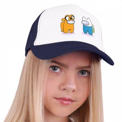 Детский трикотаж на лето от 55 р — Детские кепки
