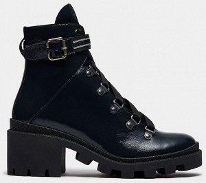 Обувь Женская Ботинки Деми Х