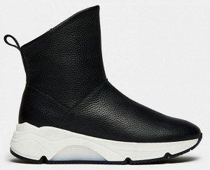 Обувь Женская Полусапоги Зима