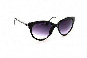 Женские солнцезащитные очки - 1012 черный