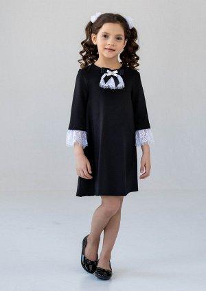 Джеси платье школьное черный