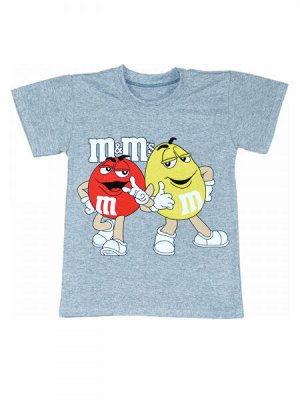 """Футболка M&M""""s"""