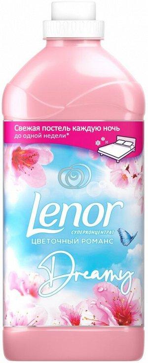 LENOR Конц. кондиционер для белья Цветочный романс 1.8л