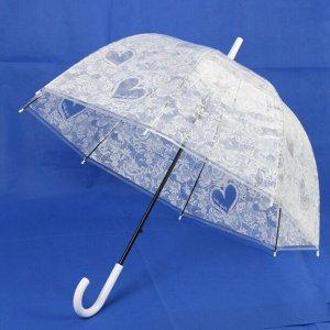 Зонт Цвет фиолетовый.