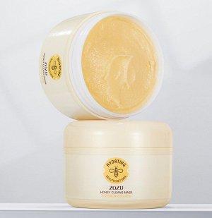 Очищающая маска ZOZU Honey Cleans Mask с экстрактом меда, 100 гр