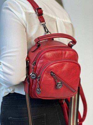 Сумка-рюкзак женский. ЭКО кожа.