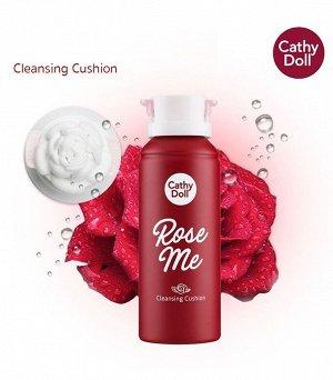 """Мусс д/умывания с Розовой Водой """"Rose Me"""" CATHY DOLL 150 мл"""