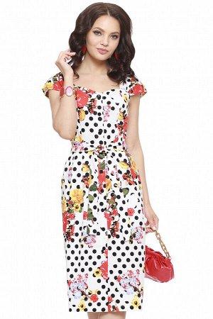 Платье Летние мотивы