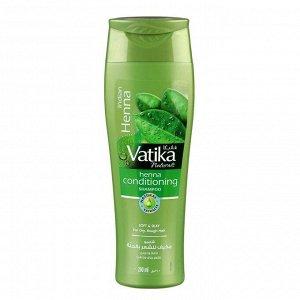Шампунь для волос  Dabur VATIKA Henna - с хной 200 мл