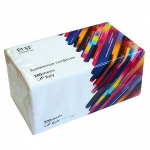 Салфетки бумажные «Hanpai»2-х слойные, мягкая упаковка