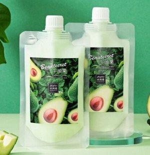 Питательная маска для лица Zozu Avocado Tender Hydrating с экстрактом авокадо и алоэ, 170г