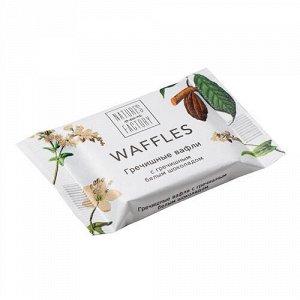 Вафли гречишные с гречишным белым шоколадом Nature's own Factory