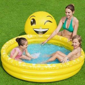 Детски надувной бассейн