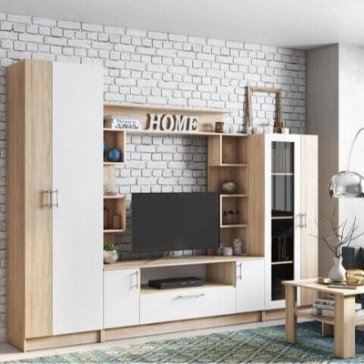 Новая коллекция АРТ, которая покорит ваше сердце — Модульная мебель для гостинных