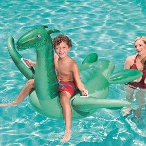 """Надувная игрушка для плавания """"Динозавр"""""""