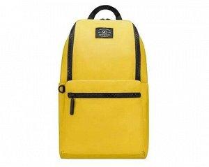 Рюкзак 90Fun Qinzhi Chuxing Leisure Bag 10L желтый