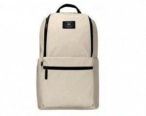 Рюкзак 90Fun Qinzhi Chuxing Leisure Bag 10L бежевый